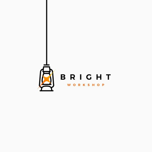 Discovery design with the title 'bright workshop'