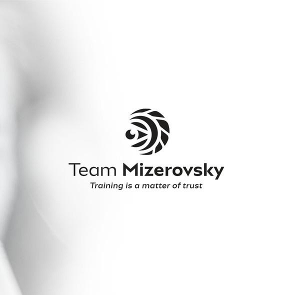 Lens logo with the title 'Team Mizerovsky'