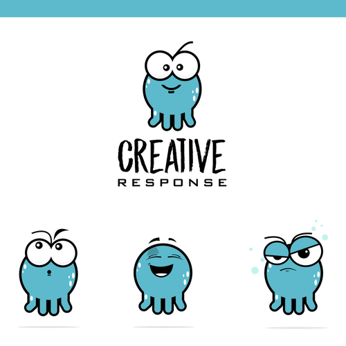 Octopus logo with the title 'Creative Response'
