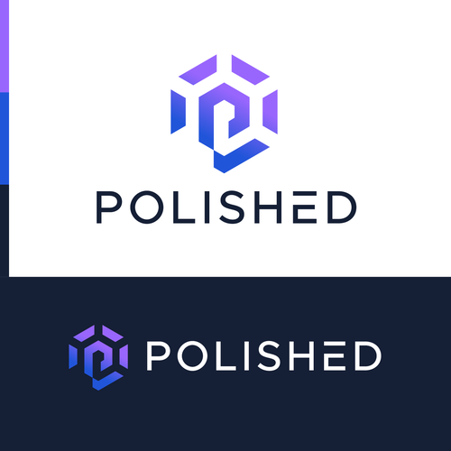 P design with the title 'Polished'