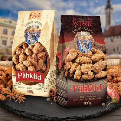 Packaging design for Estonian market