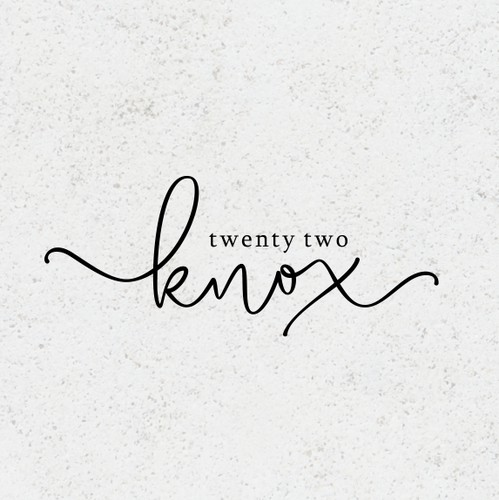 Retail brand with the title 'Twenty Two Knox'