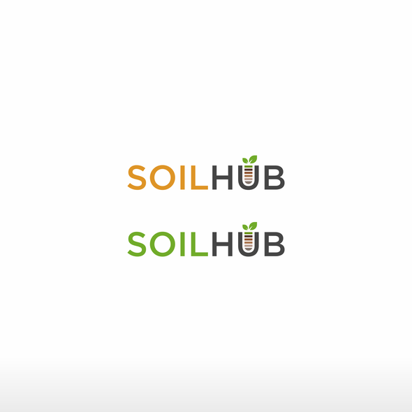 Geology logo with the title 'SoilHub'