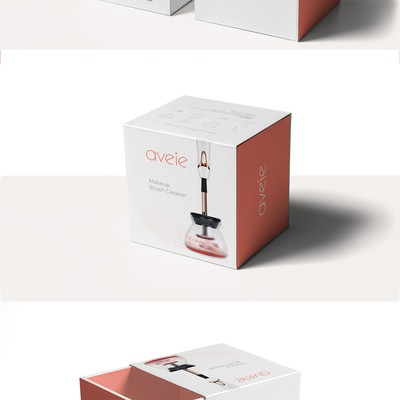 AVEIE - Beauty tech product packaging