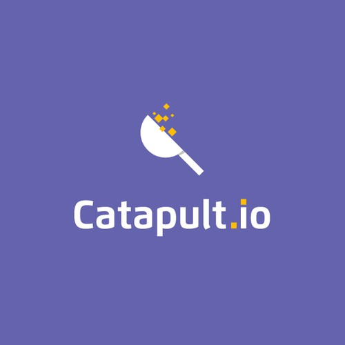 High-tech brand with the title 'Catapult.io'
