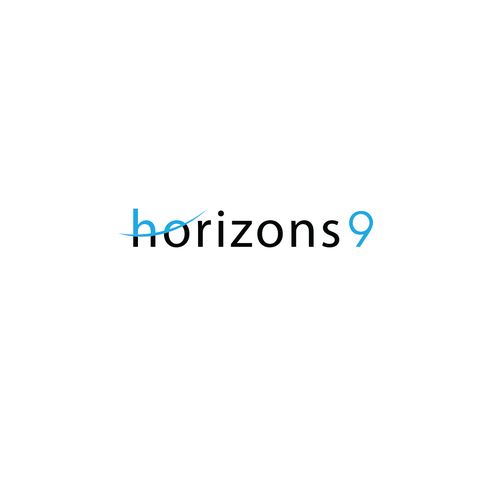 Rise design with the title 'Logo for Horizons 9'
