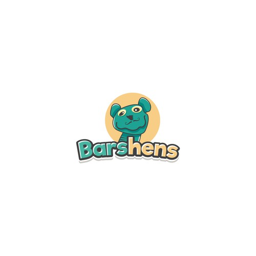 Puppet design with the title 'Barshens'