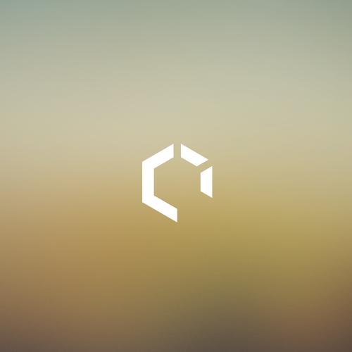 Hexagon design with the title 'HexanyAudio logo Re-design'