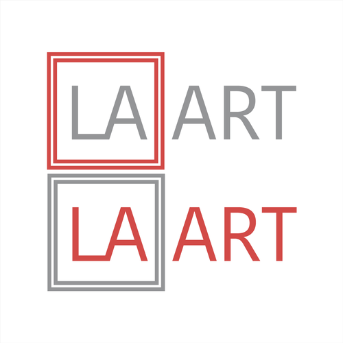 Gallery brand with the title 'LAART'
