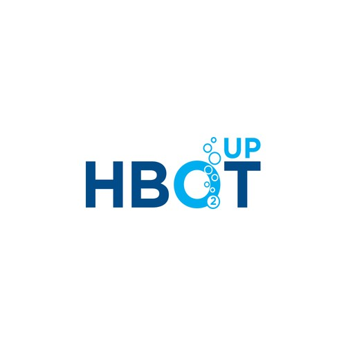 Oxygen logo with the title 'HBOT UP'