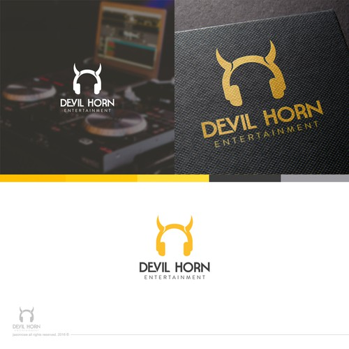 DJ brand with the title 'Devil Horn'