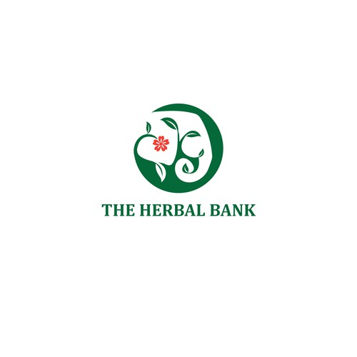 Herbal logo with the title 'Herbal Elephant'