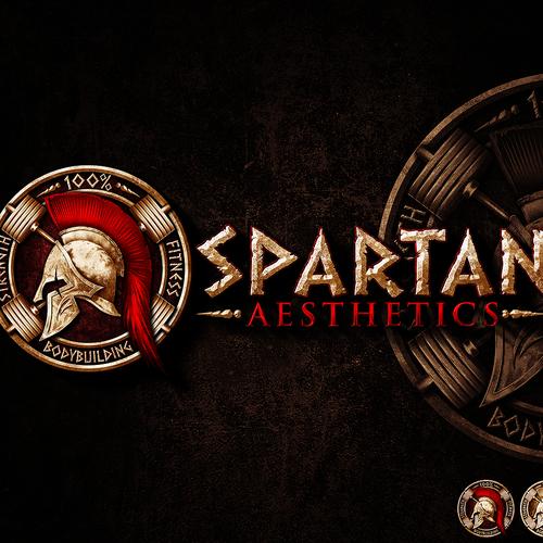 Spartan logo with the title 'Spartan Aesthetics'