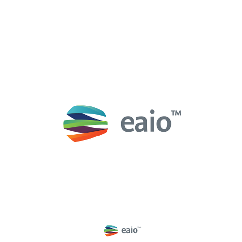 Image design with the title 'Logo for eaio™'