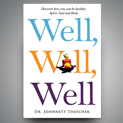 Spirit design with the title '  WELL, WELL, WELL'