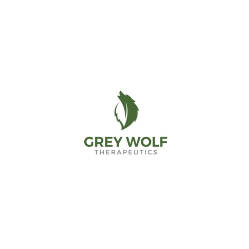 Therapeutic design with the title 'Grey Wolf '