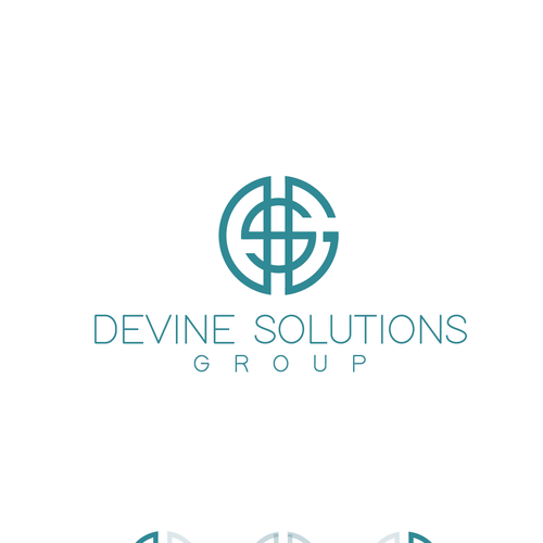 Consulting logo with the title 'Logo for Business & Consulting Company'