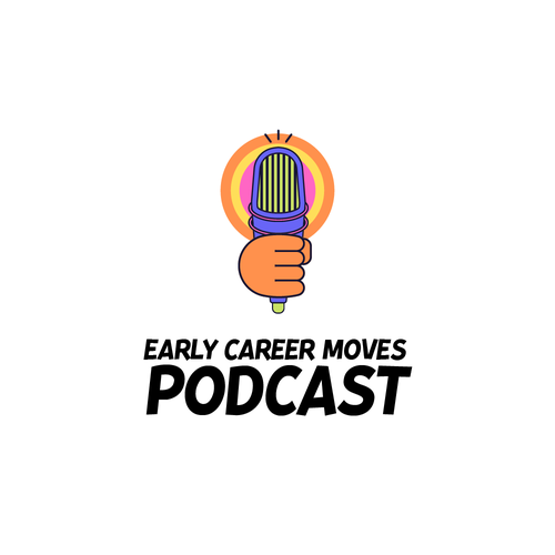 Podcast brand with the title 'Podcast Logo'