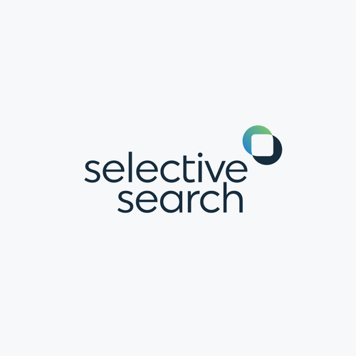 Meaningful logo with the title 'Logo for Selective Search'