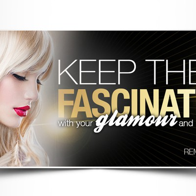 Web Banners for HairPlus.me