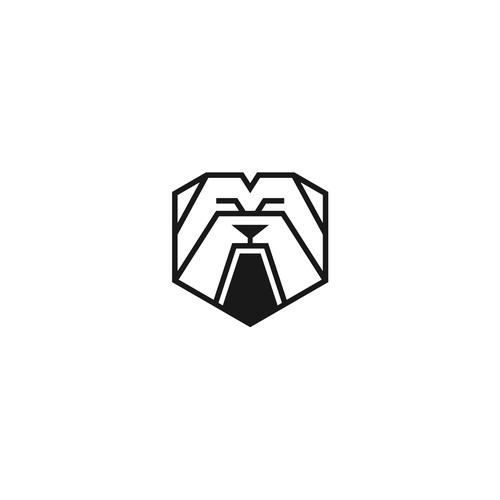 Bulldog logo with the title 'Bulldough'