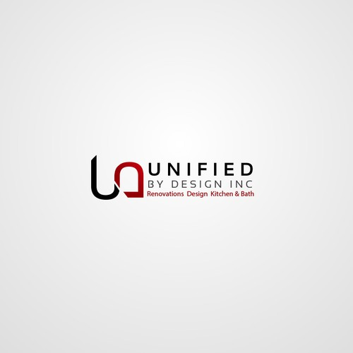 Unity logo with the title 'UNIFIED BY DESIGN INC'