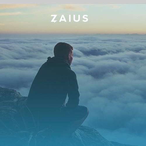 Interactive PDF design with the title 'Zaius ebook'