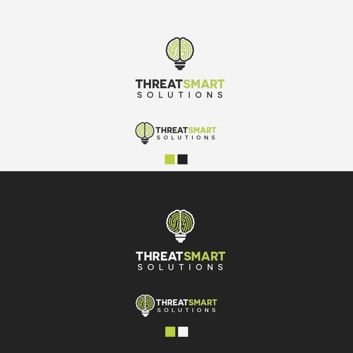 Security design with the title 'Winning Design for Threatsmart'