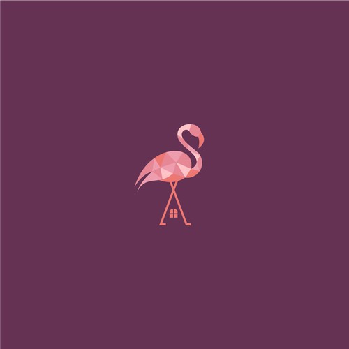 Flamingo logo with the title 'Flamingo Capital'