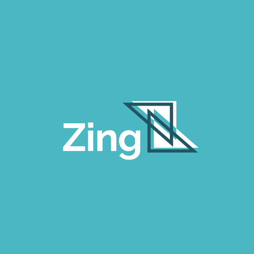 Social logo with the title 'Zing'