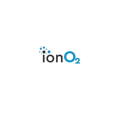 Molecule design with the title 'IonO2'