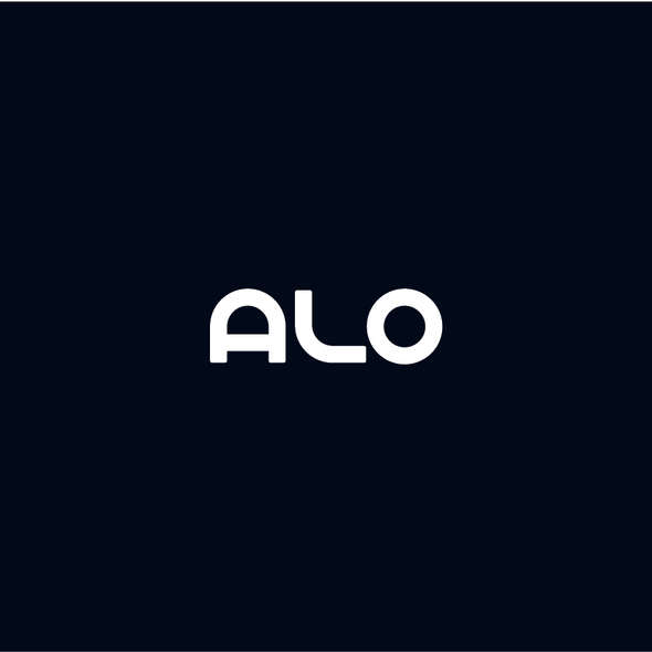 Loan design with the title 'ALO logo'