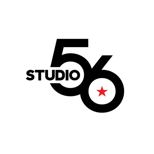 Sailing logo with the title 'Studio 56'