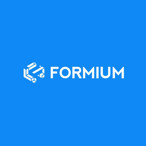 Illusion design with the title 'Formium'