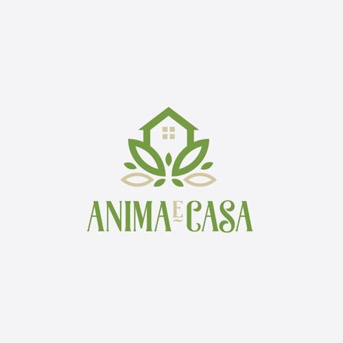 Soul design with the title 'Anima e Casa'