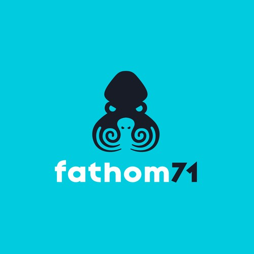 Ocean logo with the title 'Fathom71'