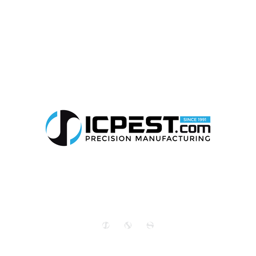 Precise design with the title 'Icpest'