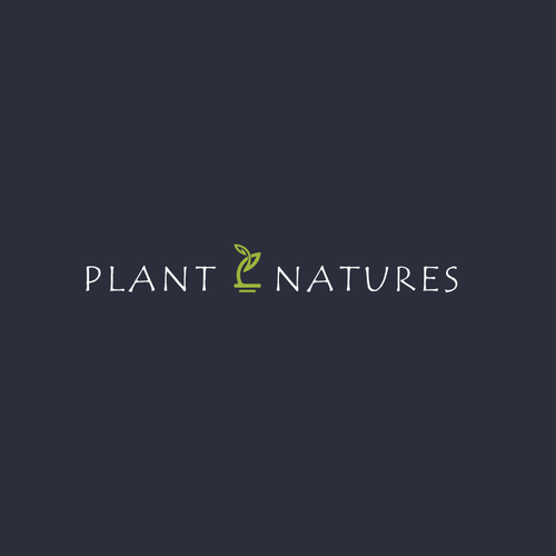 "Genius logo with the title 'Combination of letters ""P"" & ""N"", LOGO for Online store for plants and garden accessories. the logo is created by using golden ration formula.'"
