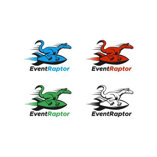 Raptor design with the title 'Raptor logo'