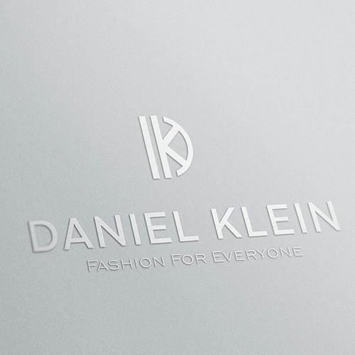 Fashion design with the title 'Fashion Brand logo'