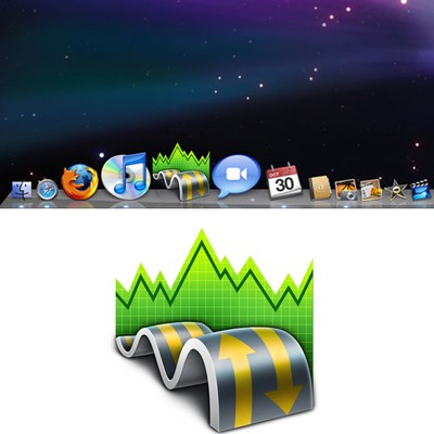 MACOSX icon design
