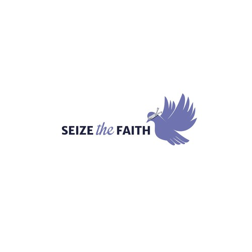 Divine design with the title 'Logo for a religious organization'