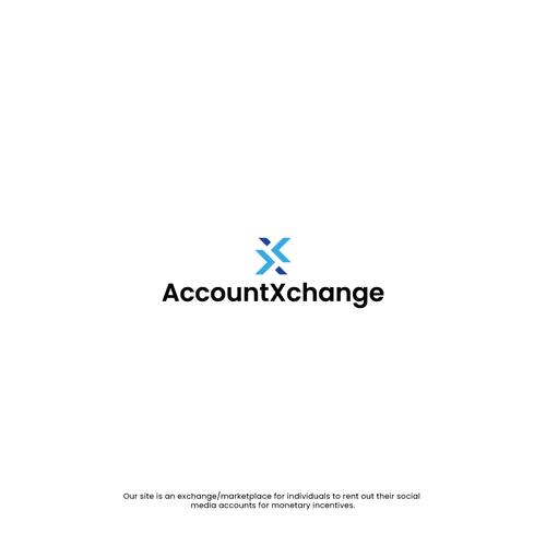 X logo with the title 'AccountXchange'