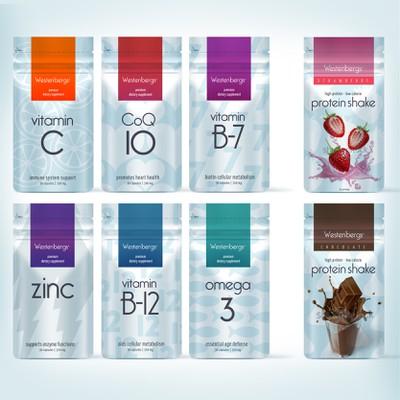 *guaranteed contest*Create a winning label design for new vitamin brand