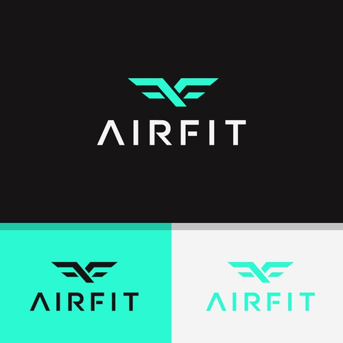Jade logo with the title 'AIRFIT'