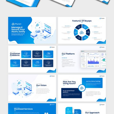 PowerPoint for SaaS solution
