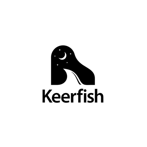Night logo with the title 'KEERFISH'