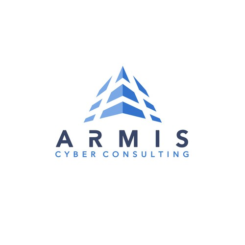 Analytics logo with the title '«Armis Cyber Consulting» logo'