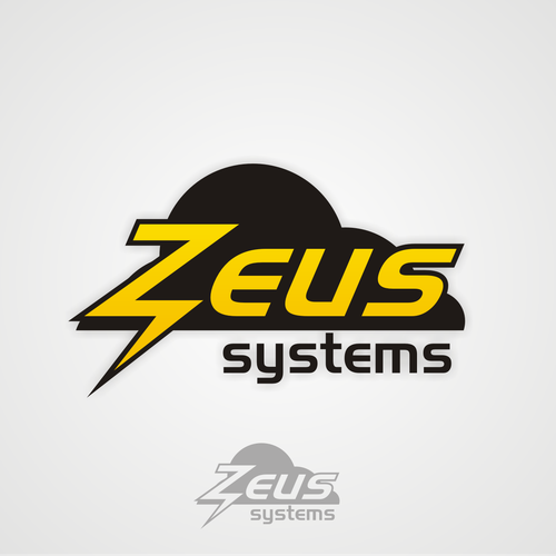 Zeus logo with the title 'logo for Zeus Systems'