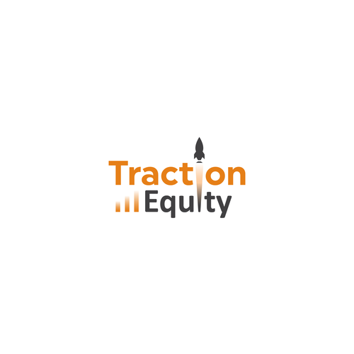 Equity logo with the title 'Traction Equity help to entrepreneurial management teams clarify their vision!'